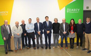 Convenio CAECV y Grupo Cajamar 01