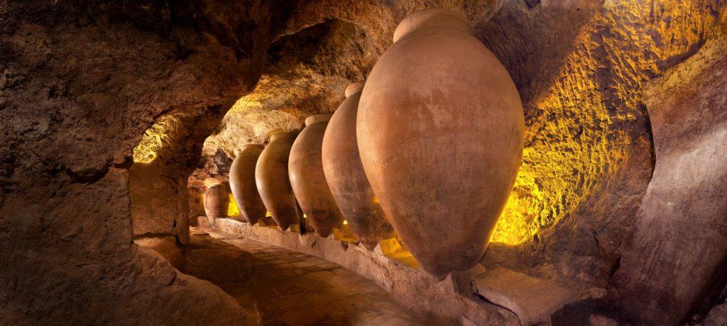 Las cuevas de Requena